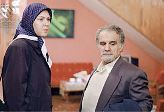 لاله اسکندری و مهدی هاشمی در سریال رقص پرواز