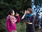 اینفوگرافیک | توصیههایی برای ناشنوایان در پیشگیری از کرونا