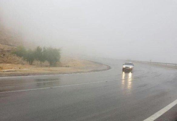 جاده كردستان