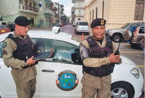 پلیس پاناما