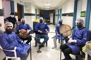 روحیهای از جنس مشق موسیقی در روزهای بحرانی مبارزه با کرونا