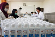 مشکلات کمبود و توزیع نادرست مواد ضدعفونی کننده در فارس