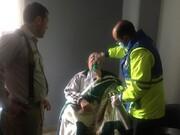 مسمومیت ۱۵ نفر بر اثر گازگرفتگی در مجتمع پر واحد پایتخت