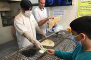بسته شدن ۲۰ نانوایی در کرج به جرم دریافت وجه نقد