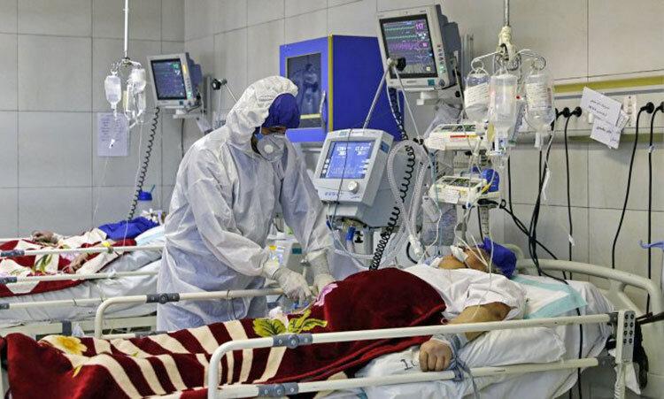 درمان بيماران مبتلا به كرونا در ايران