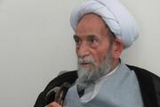 حجتالاسلام قربانی از روحانیون مبارز ساوجی درگذشت