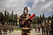 «رژه خدمت» یگانهای منتخب ارتش برگزار شد