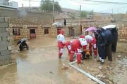 هلالاحمر کرمان به کمک سیلزدگان شهداد شتافت