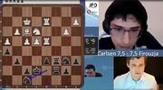 فیلم | عجیبترین و هیجانانگیزترین گزارش شطرنج