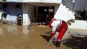 امدادرسانی به ۱۷۰۲ نفر در سیل کرمان