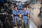 بازگشت امن فضانوردان به سیاره خطرناک