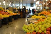 رکود عرضه میوه در بازار اهواز