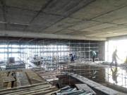 احداث پارکینگ طبقاتی در بافتهای فرسوده تهران | عملیات احداث پارکینگ امیرکبیر به نیمه رسید