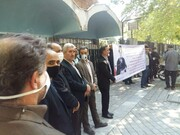 ماجرای تجمع رانندگان اتوبوسرانی در مقابل شهرداری تهران چه بود؟