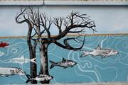 بوم نقاشی به وسعت یک شهر