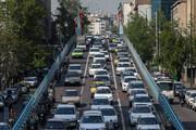 ۶ تصویر از ۶ منطقه تهران در اولین روز فاصلهگذاری هوشمند
