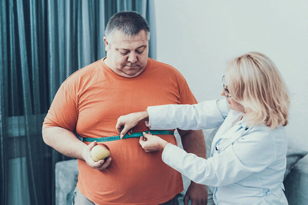 چطور با چاقی خداحافظی کنیم؟ | ۸ علت از بین نرفتن چربی شکمی