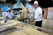 ۹۰ درصد نانواییهای قزوین در سامانه سلامت ثبتنام کردهاند