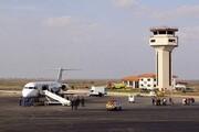 افزایش ۱۲۰ درصدی پرواز خطوط هوایی در فرودگاه بجنورد