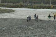 راه ۱۸ روستای بلوچستان همچنان مسدود است