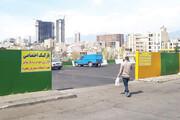 تبدیل توفقگاه خودروهای خدمات شهری به پارکینگ عمومی