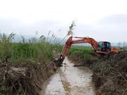اصلاح کانالهای آبرسانی مناطق سیلزده، نیازمند اعتبار