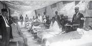 تیفوس، سوغات جنگ جهانیدوم | جانفشانی کادر پزشکی در دهه 20