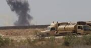 حملات جنگندههای عراقی به مواضع داعش