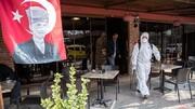 شمار تلفات کرونا در ترکیه از ۲۰۰۰ مورد گذشت | شمار موارد عفونت از ایران بیشتر شد