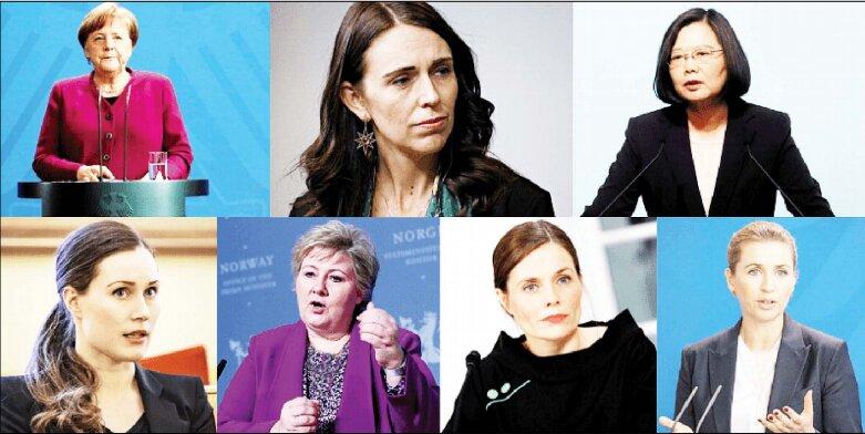 زنان علیه کرونا
