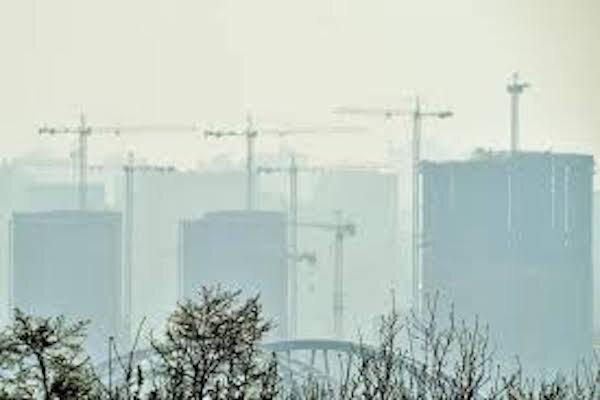 آلودگی هوا کییف