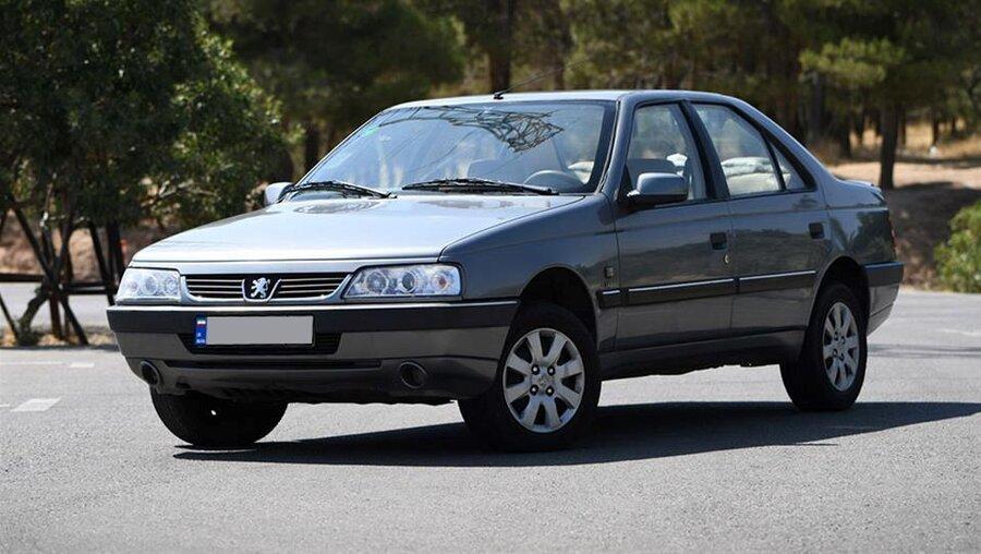 پژو 405 - خودرو - ماشین