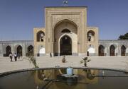 مرمت مسجد ملک کرمان بهزودی آغاز میشود