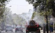 تغییر نحوه ضدعفونی کردن خیابانها و معابر تهران