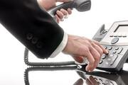 اختلال در خطوط تلفن ثابت شهرستان نظرآباد