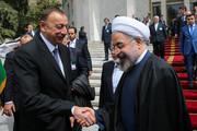 تاکید رؤسای جمهوری ایران و آذربایجان بر اجرای پروژه راهآهن رشت-آستارا