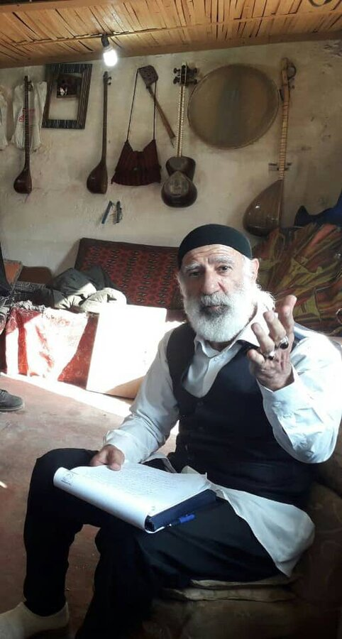 عکس قدیمی محله کن.عبدالله درویش