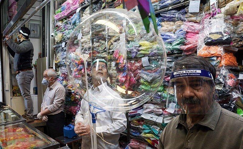 بازگشایی بازار تهران پس از ۳۵ روز