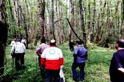 بانوی ۷۵ ساله گمشده در جنگلهای رامسر نجات یافت