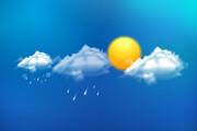 پایداری وضعیت جوی هوای همدان