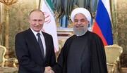 جزئیات پیام حسن روحانی به پوتین