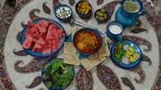 آداب غذا خوردن در ایران باستان | سخن گفتن سر سفره عامل زیاد شدن دیوها!