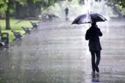 غرب کشور بارانی میشود