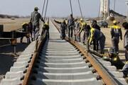 فیلم | آغاز ریلگذاری خط آهن سراسری در کردستان