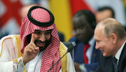 تماس تلفنی پوتین و بنسلمان | جزئیات رایزنی روسیه و عربستان