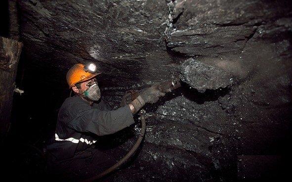 معدن زغالسنگ