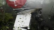 پیکر شهدای هواپیمای سانحهدیده پیدا شد