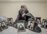 درگذشت بانو واعظی | مادر چهار شهید به فرزندانش پیوست