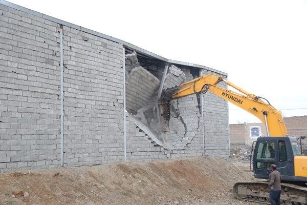 ساخت و ساز غیرمجاز