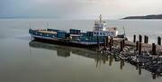 کشتی آرتمیا آماده دریانوردی شد | دریاچه ارومیه در مسیر احیا